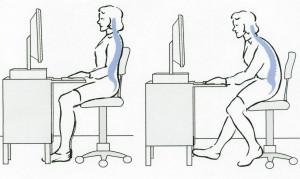 Sidde position